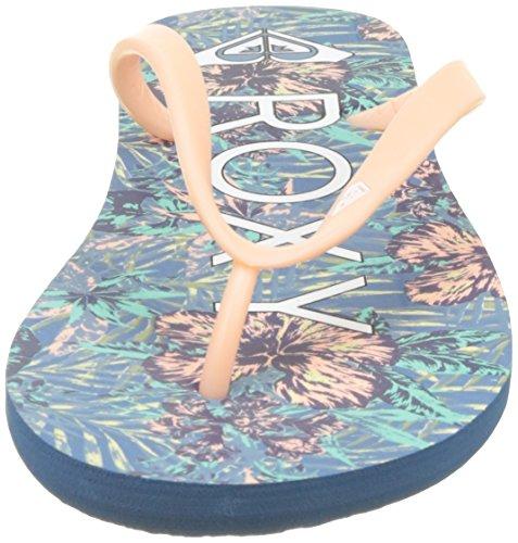 Surf Infradito V Roxy Tahiti Donna blue Multicolore 7aExxYwUq