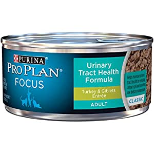 Amazon.com : Purina Pro Plan Urinary Tract Health Pate Wet
