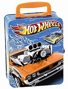 Theo Klein 2883 - Hot Wheels Autosammlerkoffer aus Metall