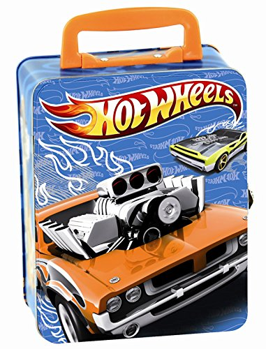 Theo Klein 2883 - Hot Wheels Cars Collecting Case (18 Cars)