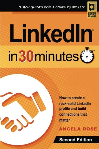 LinkedIn Minutes 2nd rock solid connections product image