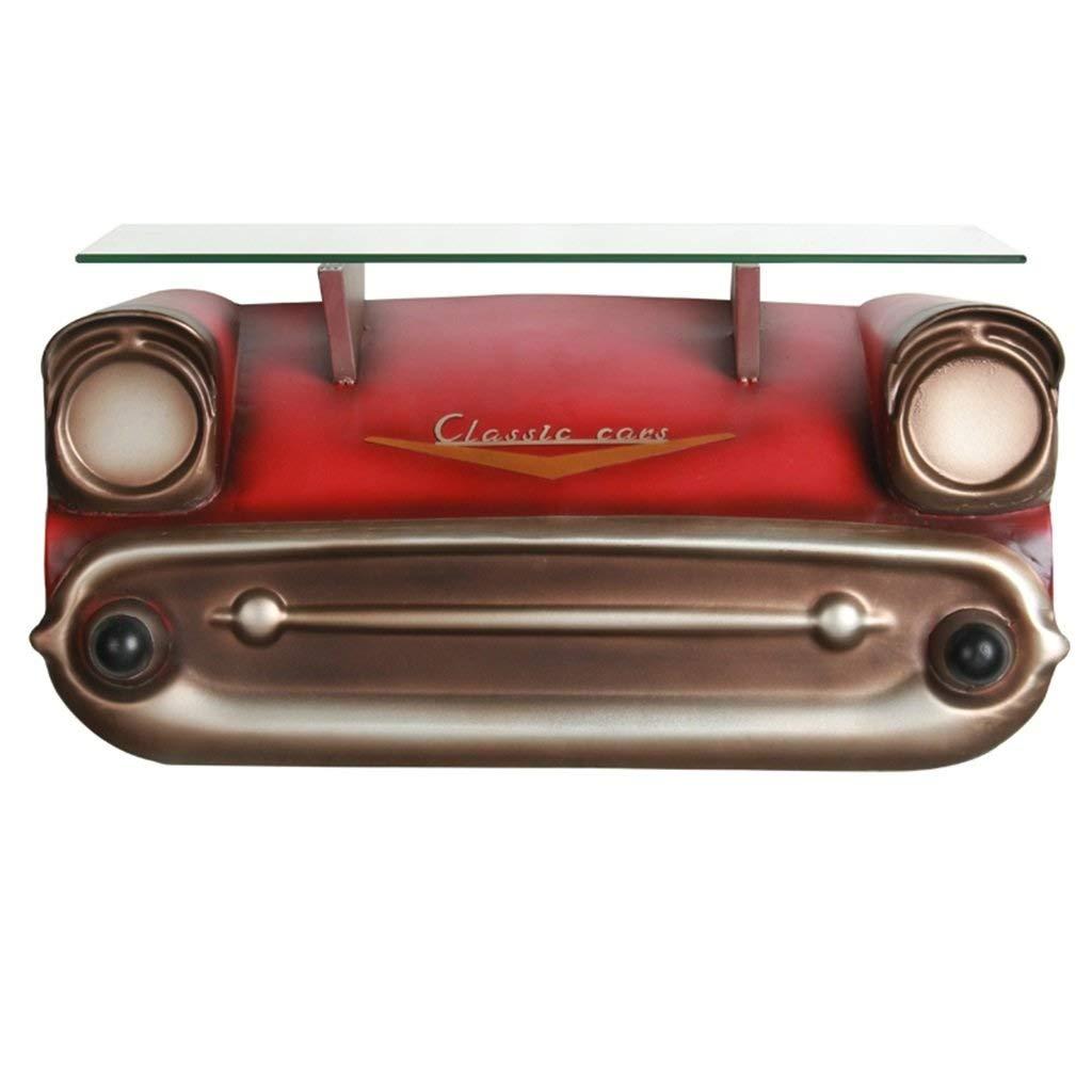 クリエイティブレトロクラシックカーフローティング棚の壁の装飾 B07RSVPWDP