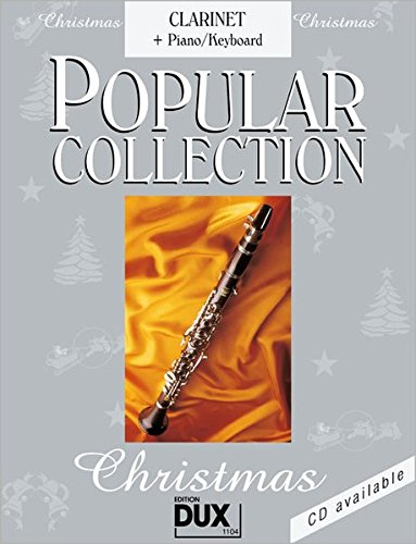 Popular Collection Christmas  Klarinette Und Klavier