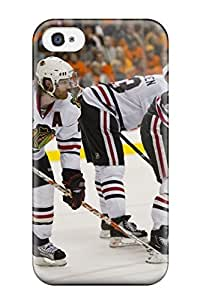 Case Cover Chicago Blackhawks (33) / Fashionable Case For Iphone 4/4s