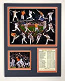 "Houston Astros - 2017 World Series Champs - Collage - 11"" x 14"" Unframed Matted Photo Collage by Legends Never Die, Inc."
