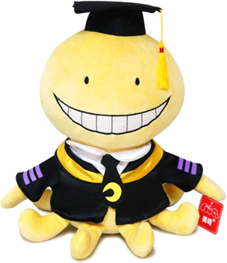 Koro Sensei Assassination Classroom Alien Plüschtier