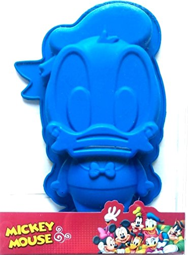Donald Duck Silicone Bakeware Cake Chocolate Jelly Cup Mold