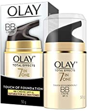 Olay Total Effects 7 In One Touch Of Foundation BB Crème Moisturiser SPF15 50g