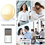 Smart Wake Up Light Alarm Clock - Sunrise Alarm