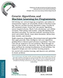 Genetic Algorithms and Machine Learning for