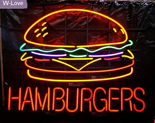 Best hamburger neon sign to buy in 2019 | Aalsum reviews