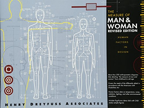 The Measure of Man and Woman: Human Factors in Design