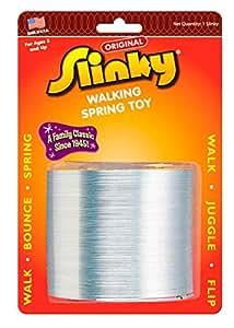 The Original Slinky Brand Metal Slinky in Blister Pack