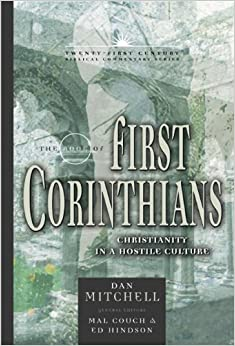 Book BOOK OF 1ST CORINTHIANS THE HB (Twenty-First Century Biblical Commentary)