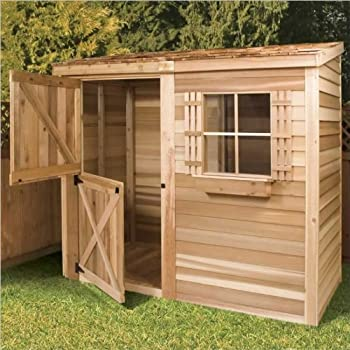 Candlewood mini barn shed garage and for Small sheds for sale