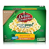 Orville Redenbacher's SmartPop! Butter Microwave Popcorn, 2.69 Ounce Classic Bag, 12-Count, Pack of 6 For Sale