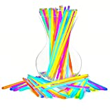 Best Glow Sticks - 100 Count Bulk Assorted Glow Sticks in 5 Review