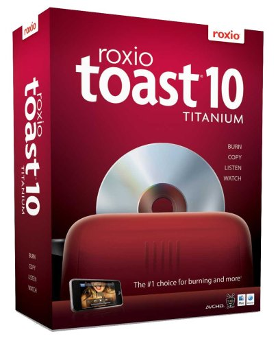 Toast 10 Titanium OLD VERSION product image