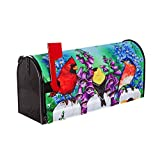 Evergreen Springtime Bird CollectionMagnetic Mailbox Cover, 18 x 20 inches