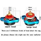 Mrcartool 1.3BAR Car Radiator Cap Cover with