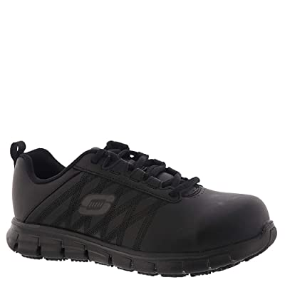 Skechers Work Sure Track-Martley Women's Oxford   Fashion Sneakers