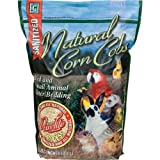 Absorbtion Corp Pet Products Natural Corn Cob Purelite Litter, 600 Cubic Inch, Green