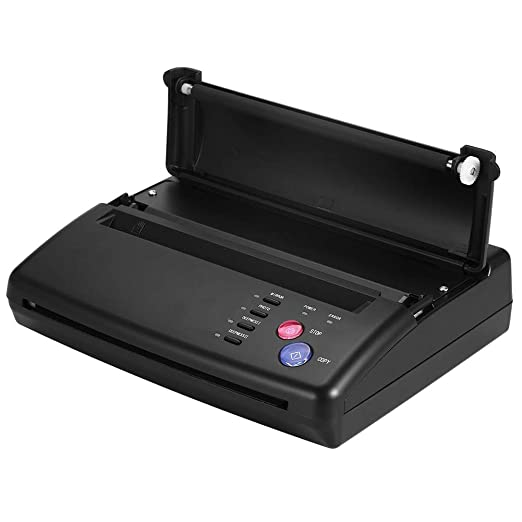 Máquina de impresora de plantilla de copiadora de ...
