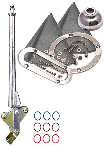 American Shifter 404152 45RFE Shifter 10 E Brake Trim Kit for D6F44