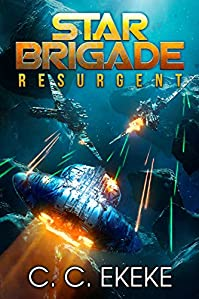 Star Brigade by C.C. Ekeke ebook deal