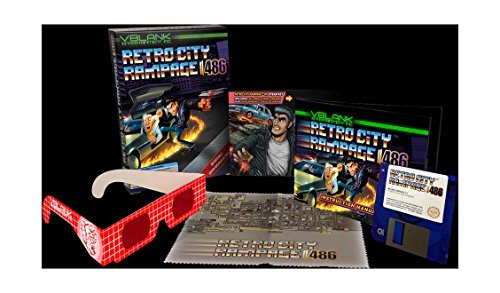 Retro City Rampage 486 Retail Box 3.5