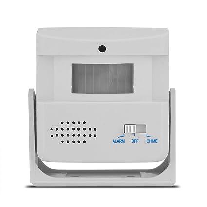 Detector Alarma Bell Puerta Seguridad en el Hogar ...