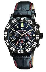 Rotary Aquaspeed GS00201/04 Men's Chronograph Black Watch