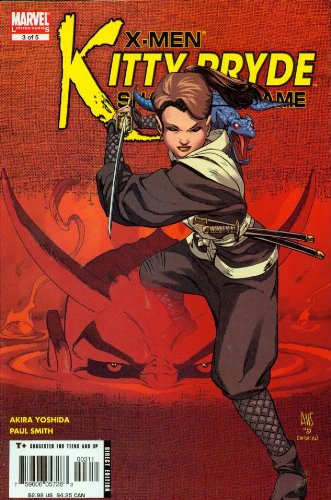 X-Men: Kitty Pryde Shadows & Flame #3 Cat and Mouse
