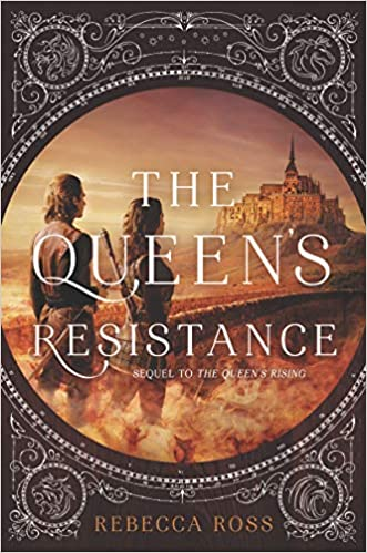 Amazon com: The Queen's Resistance (The Queen's Rising