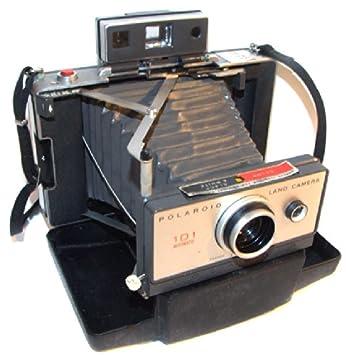Amazon.com : Polaroid Model 101 Automatic Folding Land Camera ...