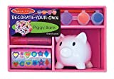Ceramic Piggy Bank Decorate-Your-Own Kit