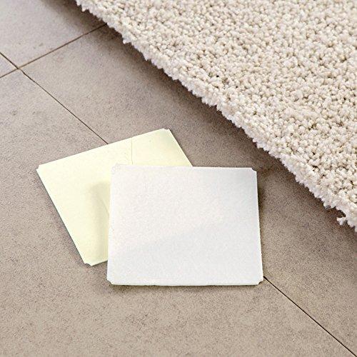 ❤Lemoning❤ 4 X Carpet Pad Double-Sided Adhesive Sticker