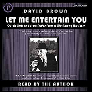 Let Me Entertain You Audiobook
