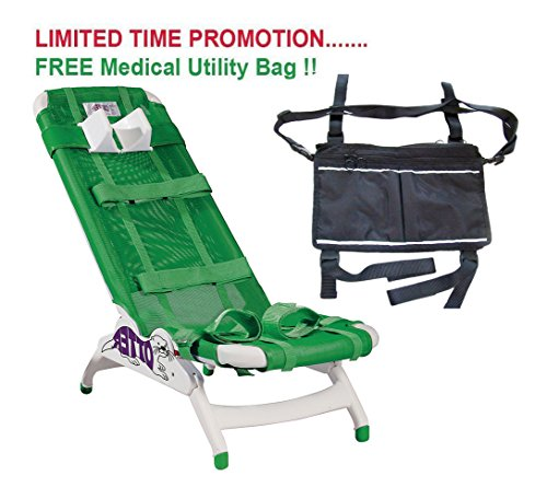 Otter Pediatric Bathing System (Drive Otter Pediatric Bathing System, Large & FREE Medical Utility Bag Black! - #OT 3000)