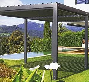 Desconocido IP Pergola bioclimatique: Amazon.es: Jardín