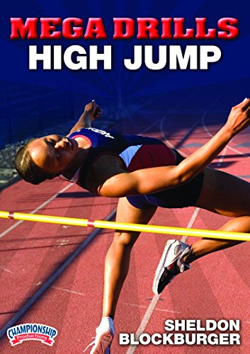 Championship Productions Sheldon Blockburger: Mega Drills High Jump DVD (Best Exercises To Increase Vertical Jump)