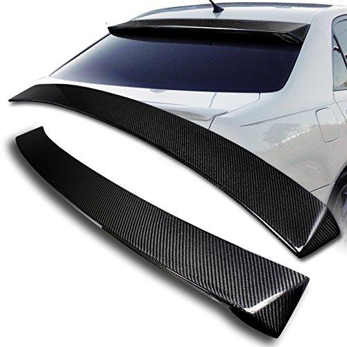 2001-2005 Lexus IS300 Carbon Fiber Rear Roof Window Spoiler Wing VIP Style -