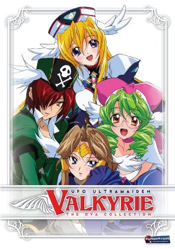 UFO Ultramaiden Valkyrie: Seasons 3 & 4 (The OVA Collection)