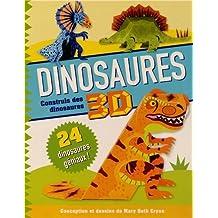 Dinosaures 3D: Construis des dinosaures