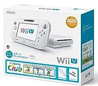 WiiU本体 すぐに遊べるスポーツプレミアムセットの商品画像