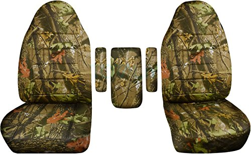 army camo seat covers - 9