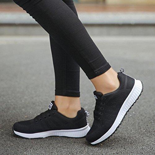 Las Correr De Correas Cruzadas Redondo Logobeing Para Deporte A Planas Casuales Malla Mujeres Zapatillas Zapatos qadaCU