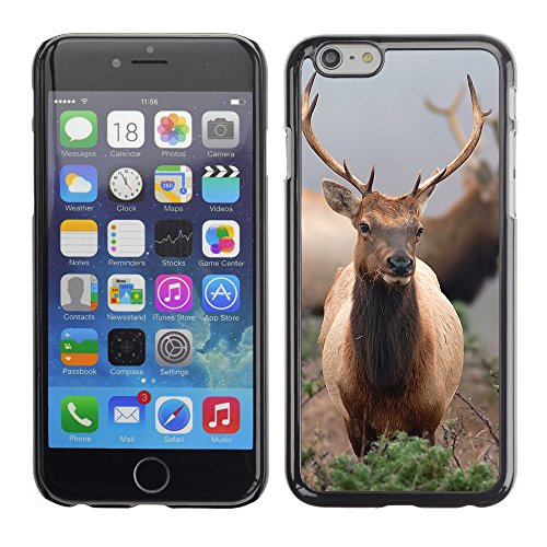 """Premio Sottile Slim Cassa Custodia Case Cover Shell // F00012425 cerf // Apple iPhone 6 6S 6G 4.7"""""""
