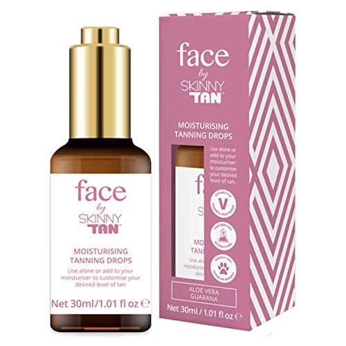 Face by Skinny Tan Moisturising Oil Drops 30ml