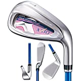 XXIO X Individual Iron 2018 Women Right AW XXIO M1000 Ladies Graphite Ladies